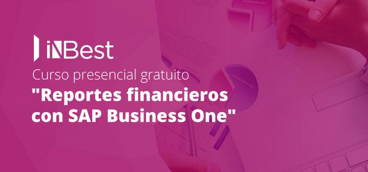 SAP Business One Guadalajara: reportes financieros