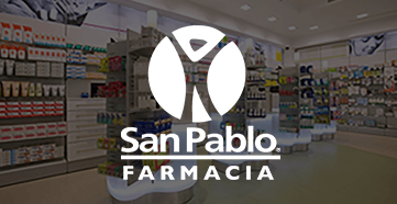 Farmacias San pablo en amazon web services